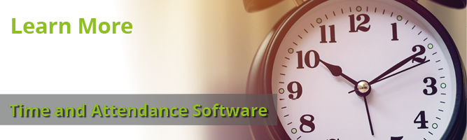 Learn more about time and attendance software | Computime
