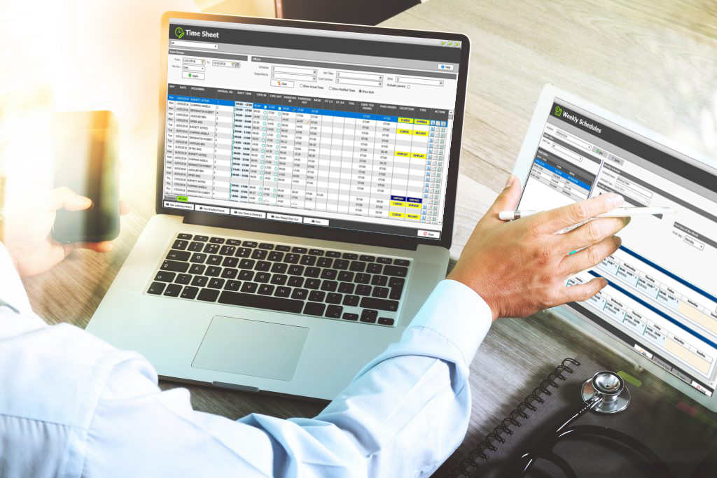 Time and Attendance Software | Computime UK