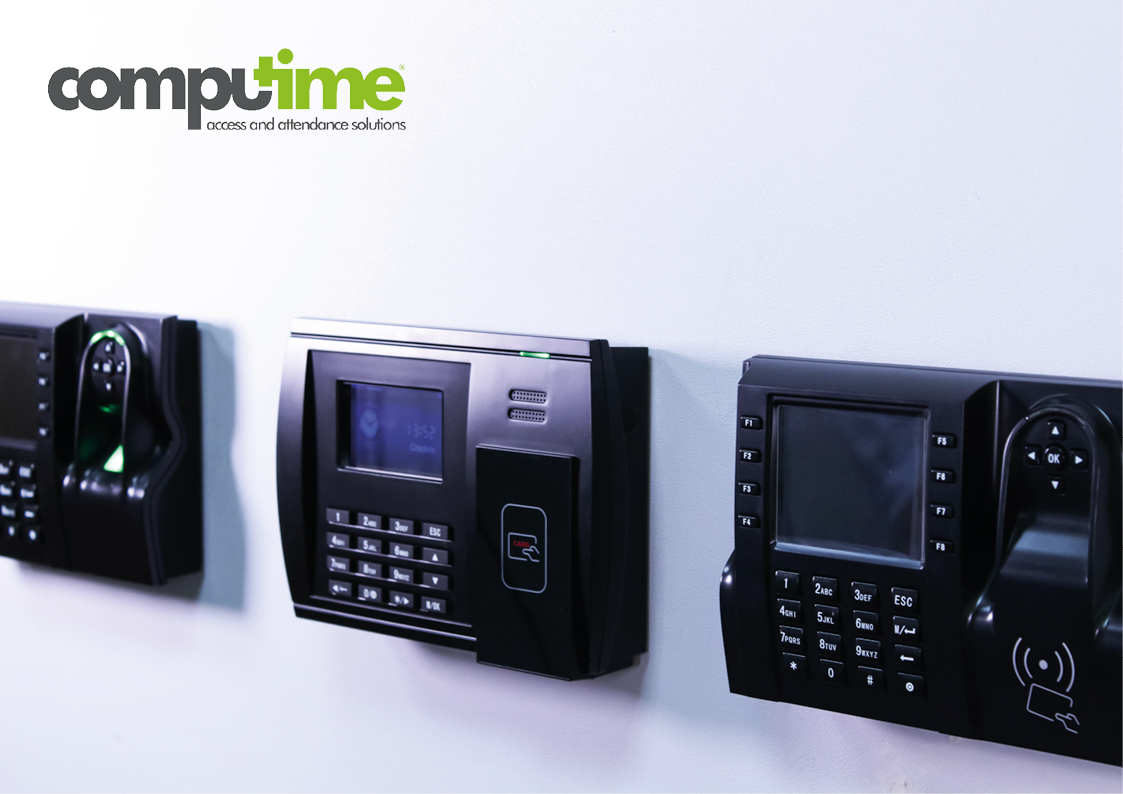 Computime leading supplier of clocking systems