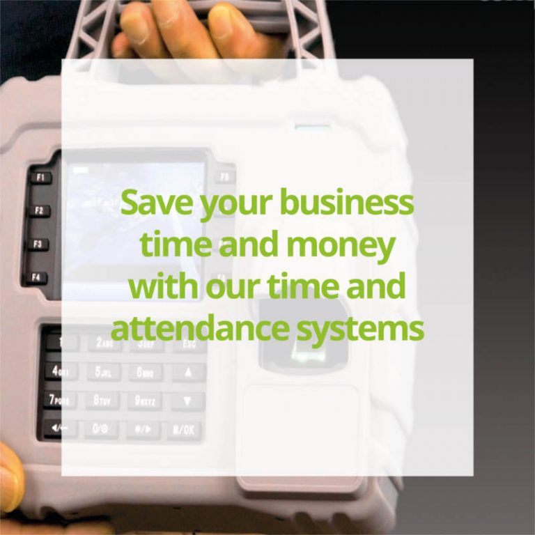 Save your business time and money with our time and attendance systems - Computime UK