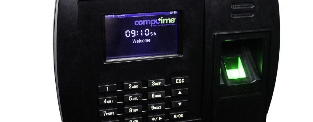 How a Biometric Time Clock Protects Your Business